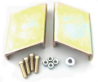 """Ramcharger 1974-1993 Dodge w/ Front Leafs and 6-8"""" Lift - Sway Bar Drop Kit by Skyjacker"""