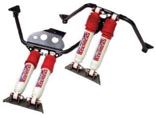 Excursion 2000-2003 Ford 4WD Triple Front Multi Shock Kit by Skyjacker