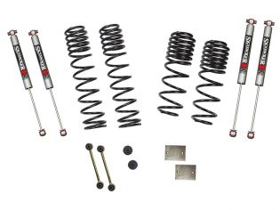 """1-1.5"""" 2018-2019 Jeep Wrangler JL 4dr 4WD Dual Rate-Long Travel Lift Kit by Skyjacker"""
