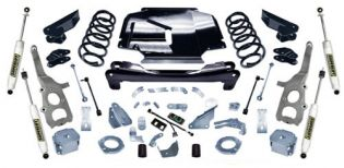 """4"""" 2008-2010 Jeep Grand Cherokee WK 4WD Lift Kit by Superlift"""