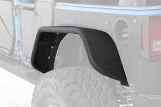 JK 2007-2018 Jeep Wrangler Rear Flux Flare by Smittybilt