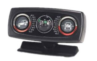 Universal Clinometer II with Compass by Smittybilt