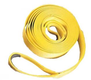 Recovery Tow Strap 3x30 - 30,000 Lb. Rating by Smittybilt