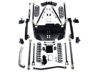 "4"" 1997-2006 Jeep Wrangler TJ 4WD Wrangler LCG Pro Lift Kit (w/ Shocks) by Teraflex"
