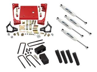 """4"""" 1986-1988 Toyota 4 Runner 4WD Budget Lift Kit  by Jack-It"""