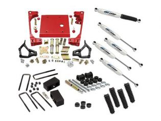 """4"""" 1989 Toyota 4Runner 4WD Deluxe Lift Kit  by Jack-It"""