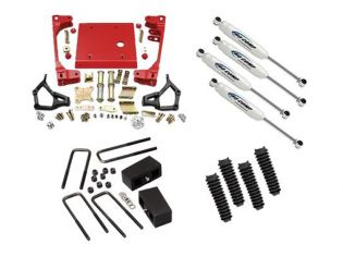 """4"""" 1989 Toyota 4Runner 4WD Budget Lift Kit  by Jack-It"""