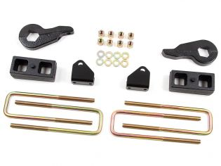 "2"" 2001-2010 Chevy Silverado 2500HD 4WD Lift Kit by Zone"