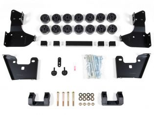 "3.5"" 2014-2015 Chevy Silverado 1500 4wd & 2wd (excludes models w/stamped steel factory arms) Combo Lift Kit by Zone"