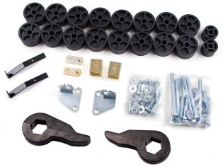 "3.5"" 1999-2002 Chevy Silverado 1500 4WD Combo Lift Kit by Zone"