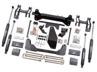 """6"""" 1988-1998 GMC 1500 Pickup 4WD IFS Lift Kit by Zone"""