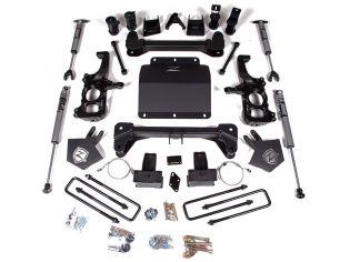 "5"" 2020-2021 Chevy Silverado 2500HD/3500HD 4WD IFS Lift Kit by Zone"