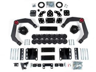 "4"" 2006-2008 Dodge Ram 1500 Combo Lift Kit by Zone"