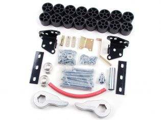 """4"""" 1997-2003 Ford F150 4WD Combo Lift Kit by Zone"""