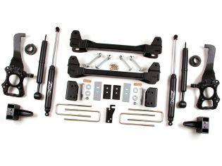 "6"" 2009-2013 Ford F150 2WD Lift Kit w/ Struts by Zone"