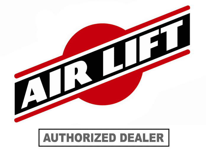 Air Lift Authorized Dealer Logo