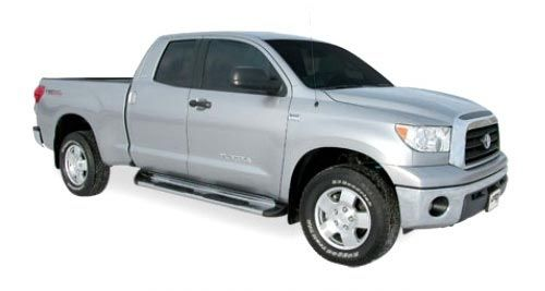 Luverne 480752 Tundra Toyota Double Cab Stainless Steel Side Entry Steps