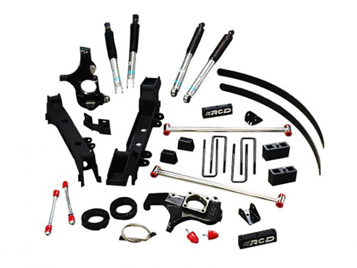 RCD 10-41888 Chevy 2500 Pickup Lift Kit