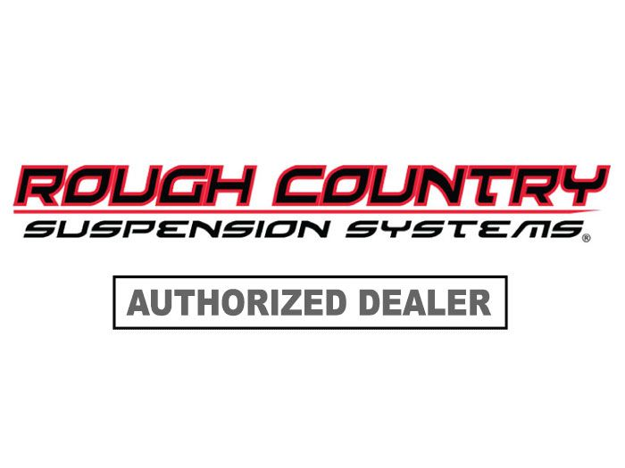 Rough Country Authorized Dealer Logo