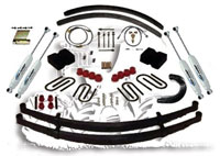 Jack-It Lift Kits and Leveling Kits