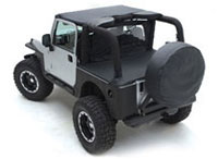 Smittybilt Jeep Tops and Windshield Channels